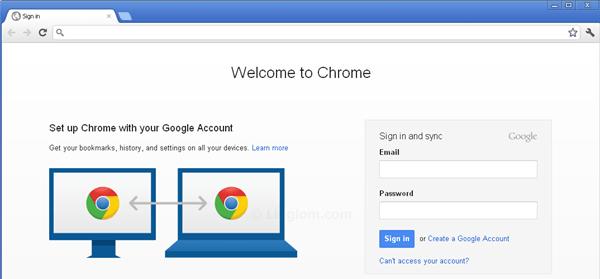 navegador cromo