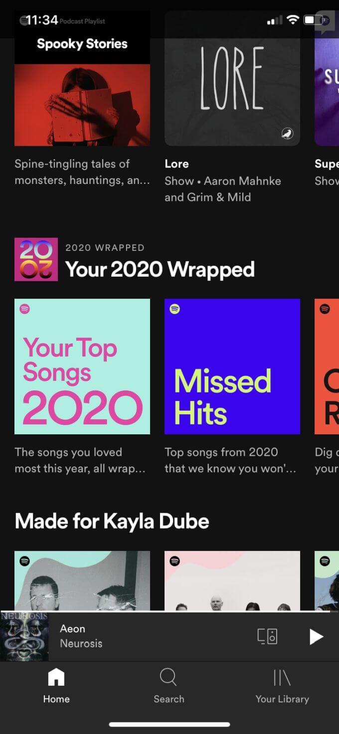Spotify/2021